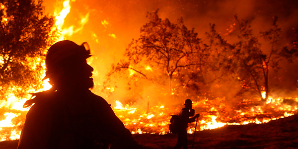 San Diego's Wildfire Experience Provides an Edge in Disaster-Tracking Tech