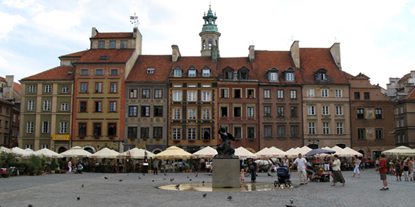 SDSU Homeland Security Program Students Study Abroad in Poland