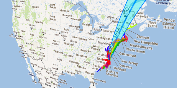 Hurricane Irene Information