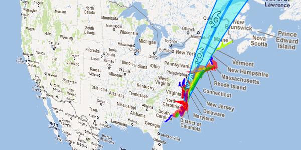 Hurricane Irene Information