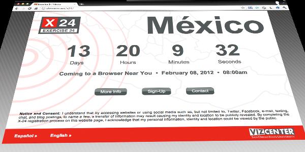 Exercise 24 México: Coming to a Browser Near You