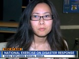 VizLab Takes Part in National Exercise: Disaster Exercise Explores Social Media