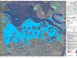 Sentinel-1A satellite aids flood relief in the Balkans