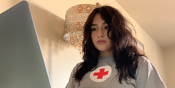Interns Lend a Helping Hand in Disasters